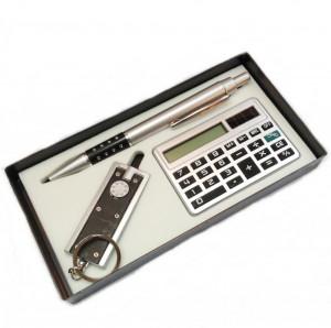 Set cadou cu calculator Office