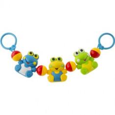 Jucarie pentru Carucior Frogs