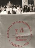 Cumpara ieftin Promotia 1953 Facultatea de electrotehnica Iasi