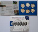 Set monede argint 925 - 6 x 10 Euro Germania 2005 - Proof, Europa