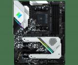 Placa de baza AsRock Socket AM4 X570 STEEL LEGEND Supports AMD AM4Socket Ryzen™ 2000 and 3000 Series processors Supports