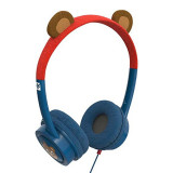 Casti audio copii iFrogz Little Rockerz Costume Bear
