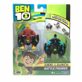 Cumpara ieftin Set figurine Ben 10 - Torta Vie si XLR8
