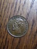 2 Bani 1900 stare F.B R întrerupt la rege