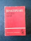 WILLIAM SHAKESPEARE - REGELE LEAR