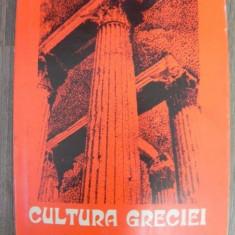 Cultura Greciei - Antica- Bizantina- Moderna