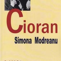 Cioran | Simona Modreanu