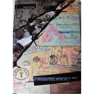 Nou: Corespondența prizonierilor de război 1916-1918, monografie istorie poștală