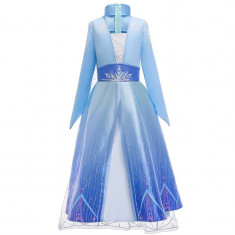 Rochie rochita Elsa 2 Frozen 2 NOUA pentru 3,4 ani