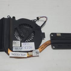 Radiator Cooler Dell E6230 ventilator laptop