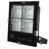 Proiector LEDuri SMD Alb Rece IP66 30W Clesti Auto 12V CC1905