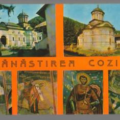 CPI B 12289 CARTE POSTALA - MANASTIREA COZIA, MOZAIC