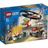 Cumpara ieftin LEGO® City Fire 60248- Intervenție cu elicopterul de pompieri