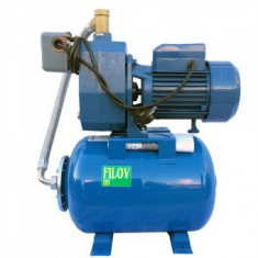 Hidrofor 24L, Filov Jet80/24, corp pompa din fonta, 2900 L/min.