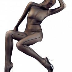 Body Overall Negru Phantom