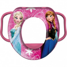 Reductor WC Frozen Star cu manere, captusit