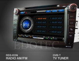 Navigatie dedicata Toyota Corolla E140 , Edotec EDT-8500 Dvd Auto Multimedia Navigatie Gps Tv Bluetooth Corolla - NDT66638