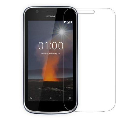 Geam Protectie Display Nokia 1 Arc Edge foto
