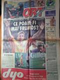 Prosport 23 iunie 1998-victoria cu anglia de la mondial 2-1,gol dan petrescu
