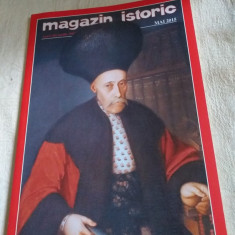 MAGAZIN ISTORIC NR. 5 (578) - MAI 2015