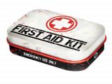 Cutie metalica cu bomboane - First Aid Kit
