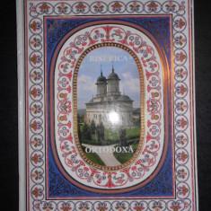 SVETLANA RUDZIEVSKAIA - BISERICA ORTODOXA. ALBUM  (2012, dimensiuni 24 x 30 cm)