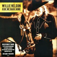 Willie Nelson Ride Me Back Home LP (vinyl)