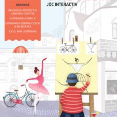 Joc interactiv - Inventeaza o poveste