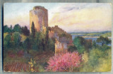 AD 247 C. P. VECHE - CONSTANTINOPLE. ROUMELI-HISSAR. -CONSTANTINOPOL -TURCIA