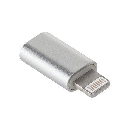 Adaptor de la Micro USB la Apple iPhone Lightning