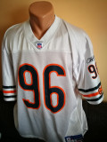 Tricou fotbal american. NFL Equipment.  Reebok. A. Brown, No. 96.
