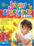 Copilul deștept. Jocul cu degețelele. 2 -4 ani