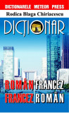 Dictionar roman-francez, francez-roman | Rodica Blaga Chiriacescu