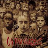 Korn Untouchables (cd)