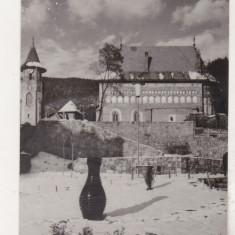 bnk cp Piatra Neamt - Biserica si turnul lui Stefan cel Mare - necirculata