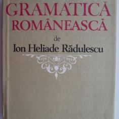 Gramatica romaneasca – Ion Heliade Radulescu