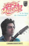 Casetă audio Enrico Macias – A La Face De L'Humanite, Casete audio