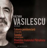 Cumpara ieftin Răzvan Vasilescu vă citește (audiobook)