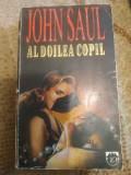 John Saul Al doilea copil