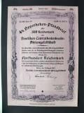 Titlu De Stat Obligatiune Germania-1942-500-Reichsmark