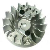 Volanta magnetou drujba compatibil cu modelele Husqvarna 136, 137, 141, 142, 235, 235e, 240e