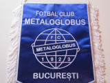 Fanion fotbal de protocol - METALOGLOBUS Bucuresti