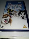 Film VHS-Snow Dogs (Cainii Zapezii)