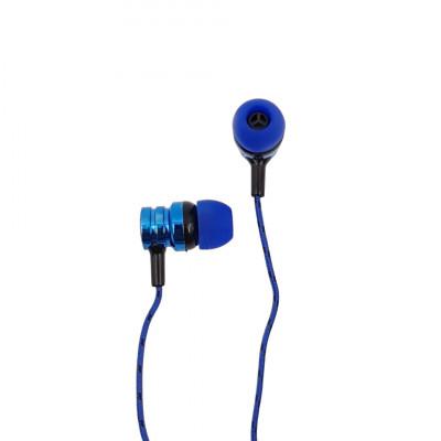 Casti audio, Bass Sound, Stereo Sound In-ear, control cu fir pentru casti cu... foto
