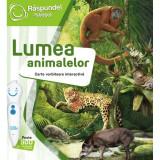Carte Lumea Animalelor Raspundel Istetel, 5 ani+