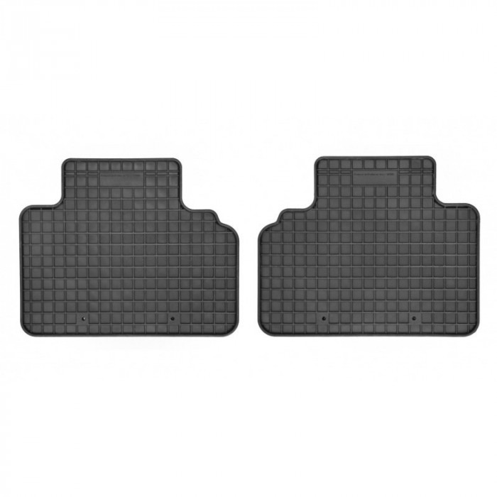 Set Covorase Auto Cauciuc Negro Ford Custom Randul 2 2012-Prezent Model: 547266