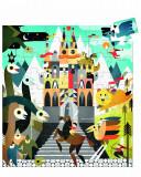 Puzzle Djeco – Castelul fantastic