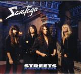 Savatage Streets A Rock Opera digipak (cd)