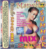 Caseta Manello Summer Mix 2002 ,originala