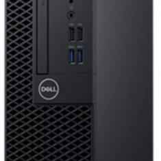 Calculator Sistem PC Dell OptiPlex 3060 SFF (Procesor Intel® Core™ i5-8500 (9M Cache, up to 4.10 GHz), Coffee Lake, 8GB, 256GB SSD, Intel® UHD Graphic